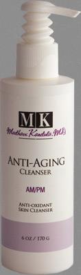 MK's Anti-Aging Cleanser